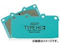 プロジェクトミュー TYPE HC+ ブレーキパッド R912 スバル アウトバック インプレッサ スポーツワゴン フォレスター レガシーB4 レガシーツーリングワゴン
