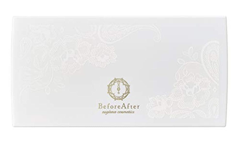 変換する過去抽出ユーグレナ ミドリムシ 化粧品 BeforeAfter ブリリアントジュエリーパウダー <フェイスパウダー> SPF27 PA++