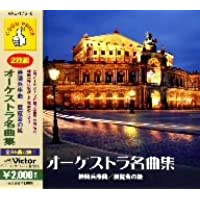 オーケストラ名曲集 軽騎兵隊序曲 展覧会の絵 CD2枚組 VAL-175-6-ON