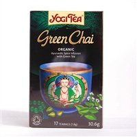 Yogi Tea - Green Chai - 30.6g