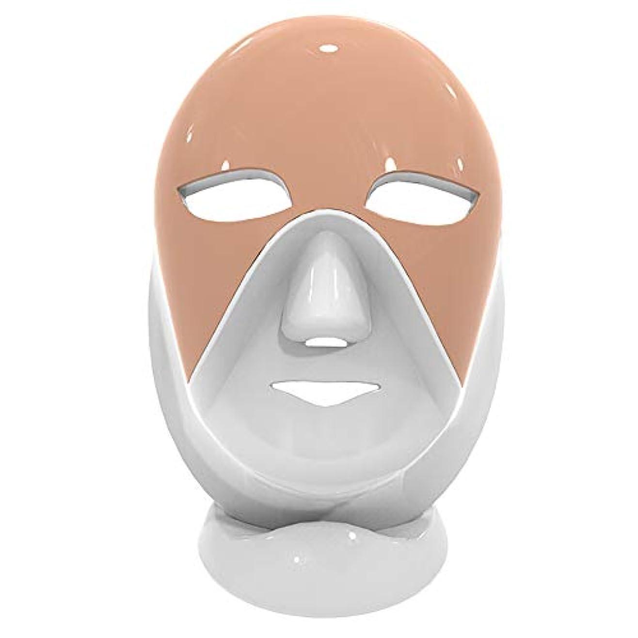 表現後継地中海7色LEDのマスクの光子ライト皮の若返り療法の顔のスキンケアのマスク