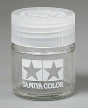 タミヤ・調色用 スペアボトル 20ml