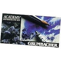 Grumbacher A133 Academy Watercolors - Magnesium Green