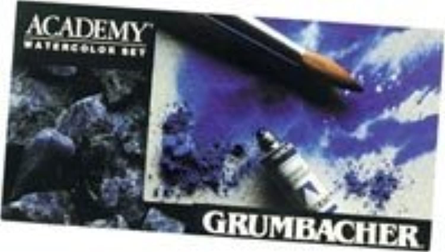 Grumbacher A133 Academy Watercolors - Magnesium Green
