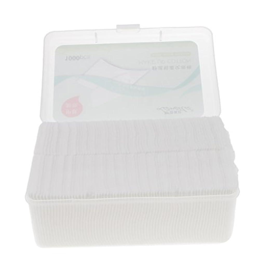 クリープ外交問題マイクロプロセッサ約1000個 綿パッド コットンパッド メイクリムーバー 化粧品 パフ