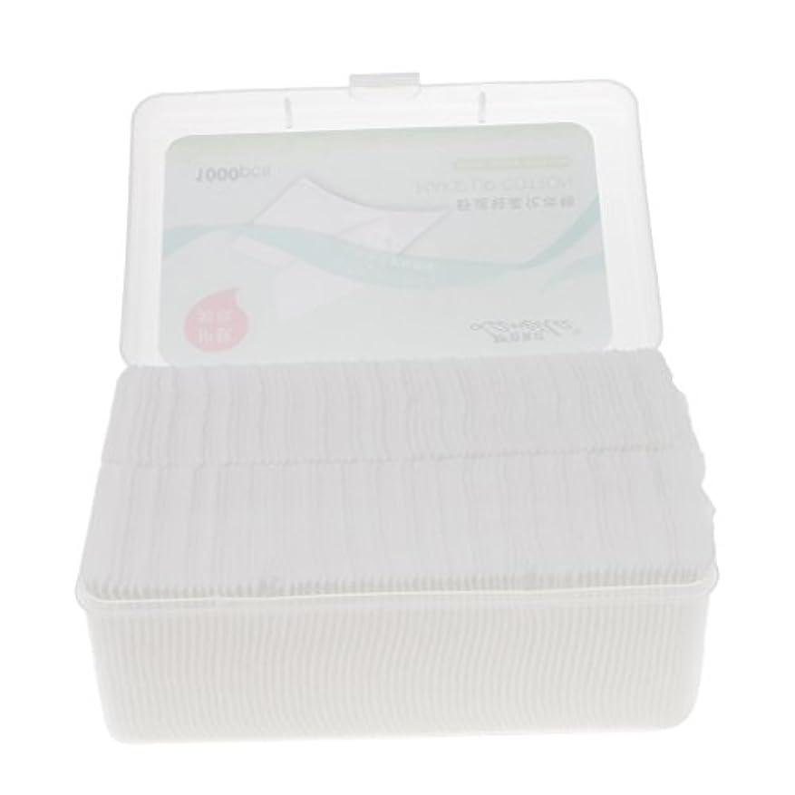 ぺディカブ急性含むKesoto 約1000個 綿パッド コットンパッド メイクリムーバー 化粧品 パフ