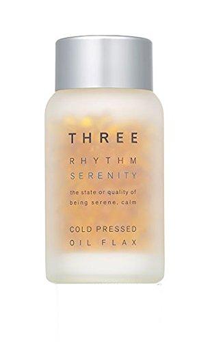 THREE(スリー) リズムセレニティ コールドプレスド オイル フラックス
