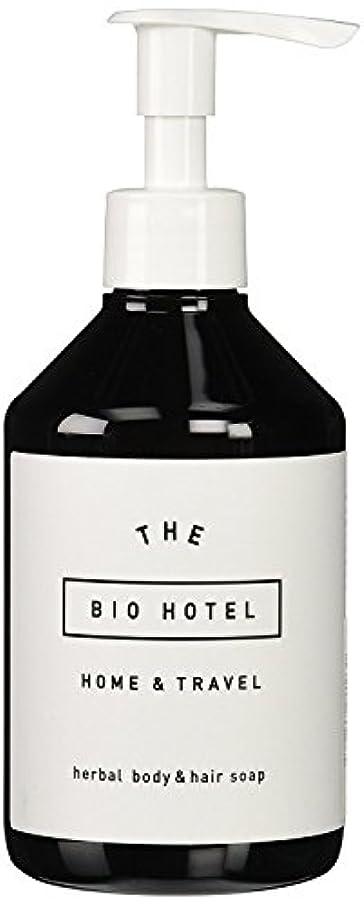 支配的パズル輸血BIO HOTEL(ビオホテル)ハーバルボディ&ヘアソープ 300ml