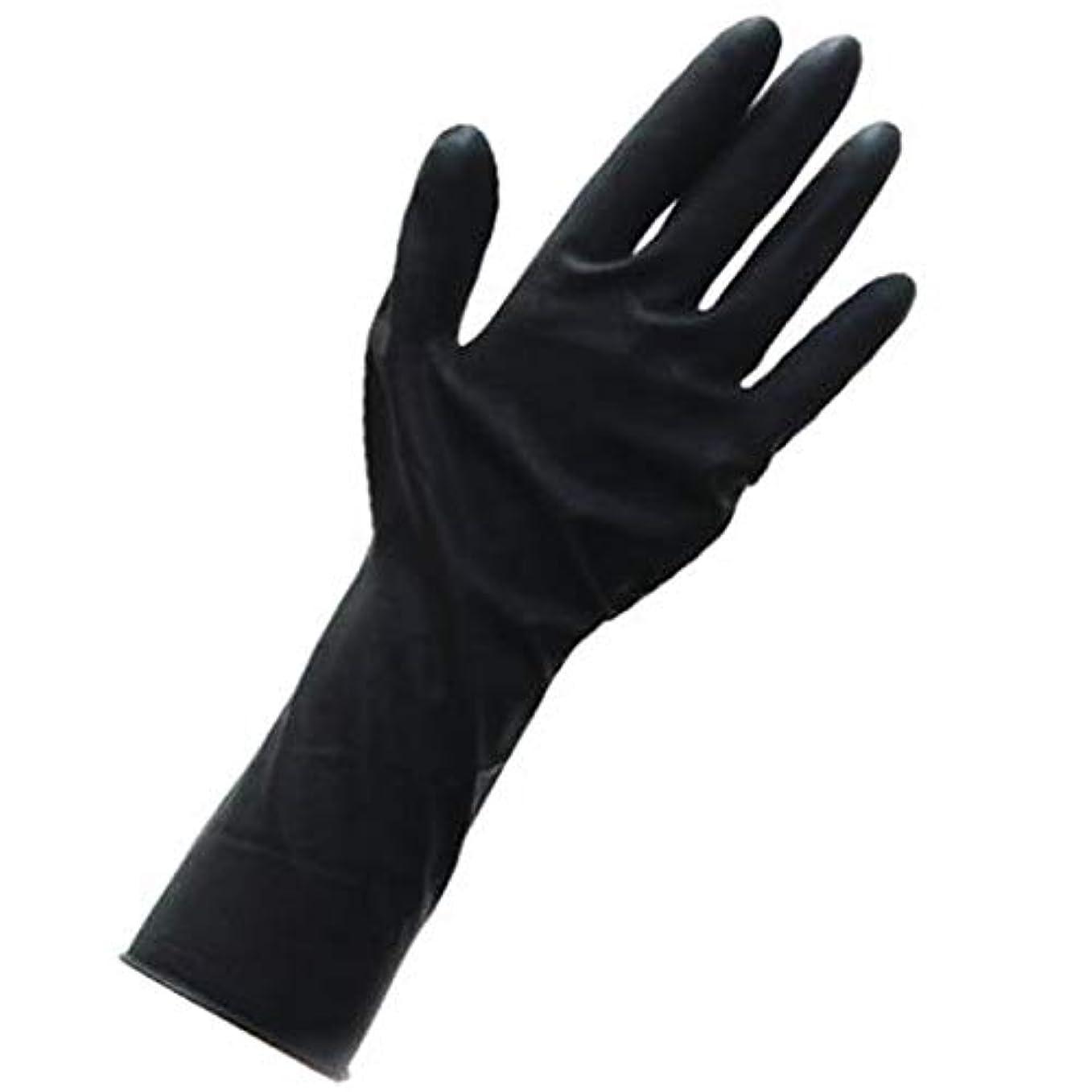 気候学校の先生サンプルオカモト ブラックグローブ 20枚