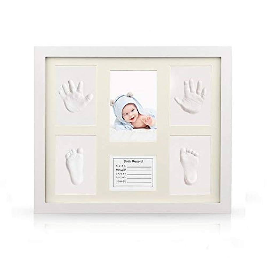 ネット超高層ビル無秩序赤ちゃんの手と足跡のキット安全で簡単に大きな赤ちゃんのプレゼントを使用する
