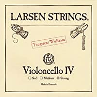 Larsen sc333143 チェロ弦 ORIGINAL オリジナル C弦 Strong 【バラ弦1本】 ラーセン