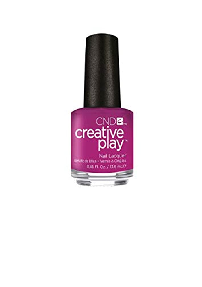 お茶熱心なオプションCND Creative Play Lacquer - Drama Mama - 0.46oz / 13.6ml