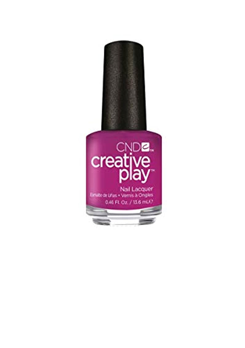 いらいらさせる変わる違法CND Creative Play Lacquer - Drama Mama - 0.46oz / 13.6ml
