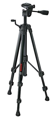[ボッシュ] Bosch BT150ボッシュ アルミ三脚 Lightweight Compact Tripod with Adjustable Legs bs150(海外直送品)