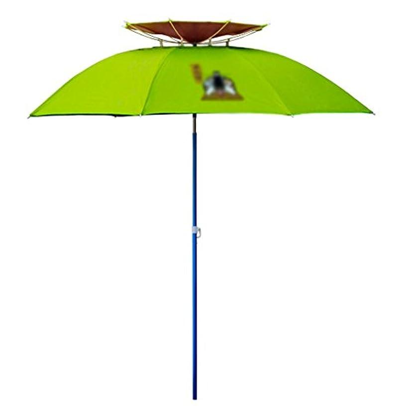民間ワットうがいLSS 屋外傘/釣り傘/ユニバーサル/風雨/雨/UV/反水注ぐ/競争力のある釣り野生釣りの傘 (色 : 1#)