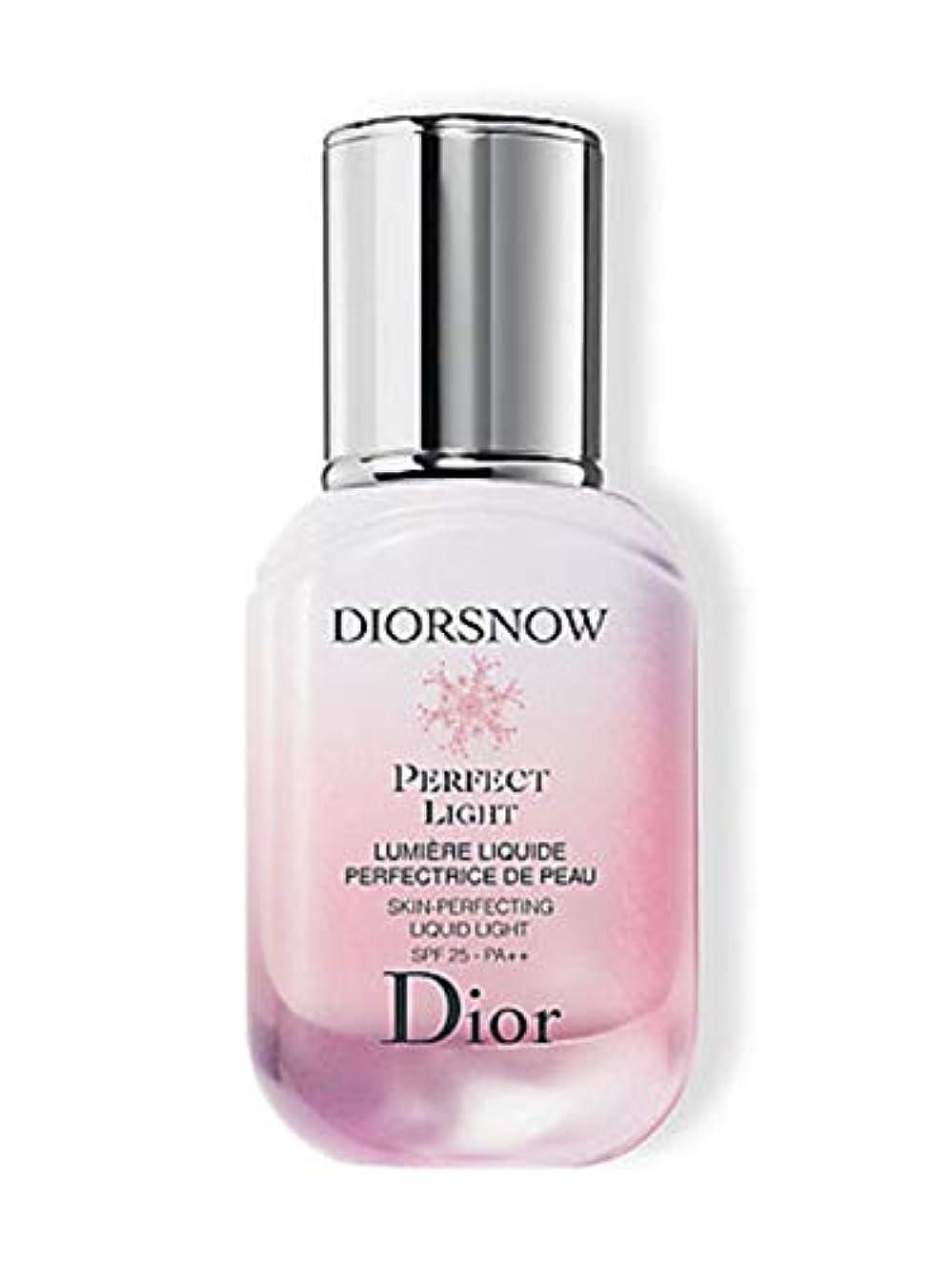まだら改修する定期的に【国内正規品】Dior ディオール スノー パーフェクト ライト (日中用乳液?化粧下地)SPF25/PA++ 30ml