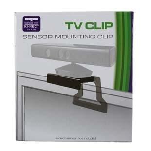 XBOX360 Kinect TV マウント ホルダー (GoodPrice オリジナル商品)