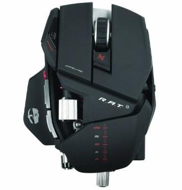 Saitek ゲーミングマウス Mad Catz Cyborg R.A.T. 9 Gaming Mouse