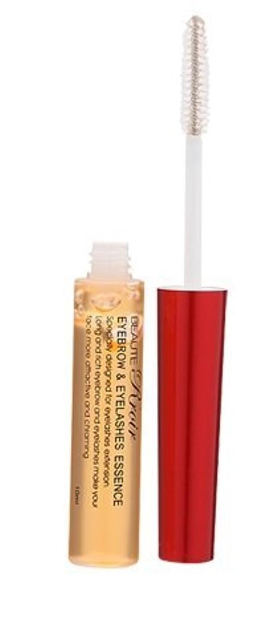 暖かくスティック申し立てられた【BEAUTE Rroir】 EYEBROW&EYELASHES ESSENCE 10ml 美容液  エッセンス ブラシタイプ