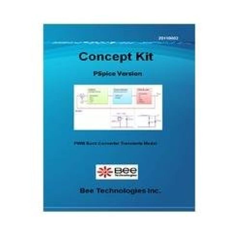 ポータルカフェテリア赤Bee Technologies 降圧コンバータ(過渡解析モデル) 【Concept Kit 004】