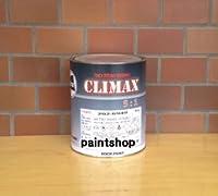 ロックペイント クライマックス プラサフ 主剤 4kg CLIMAX 202-6940 202-6940 ミディアムグレー