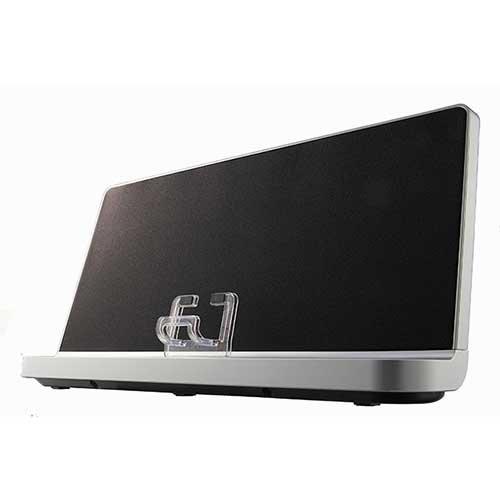 SANSUI Bluetooth機能USBチャージポート搭載スピーカー ブラック AS-BT3