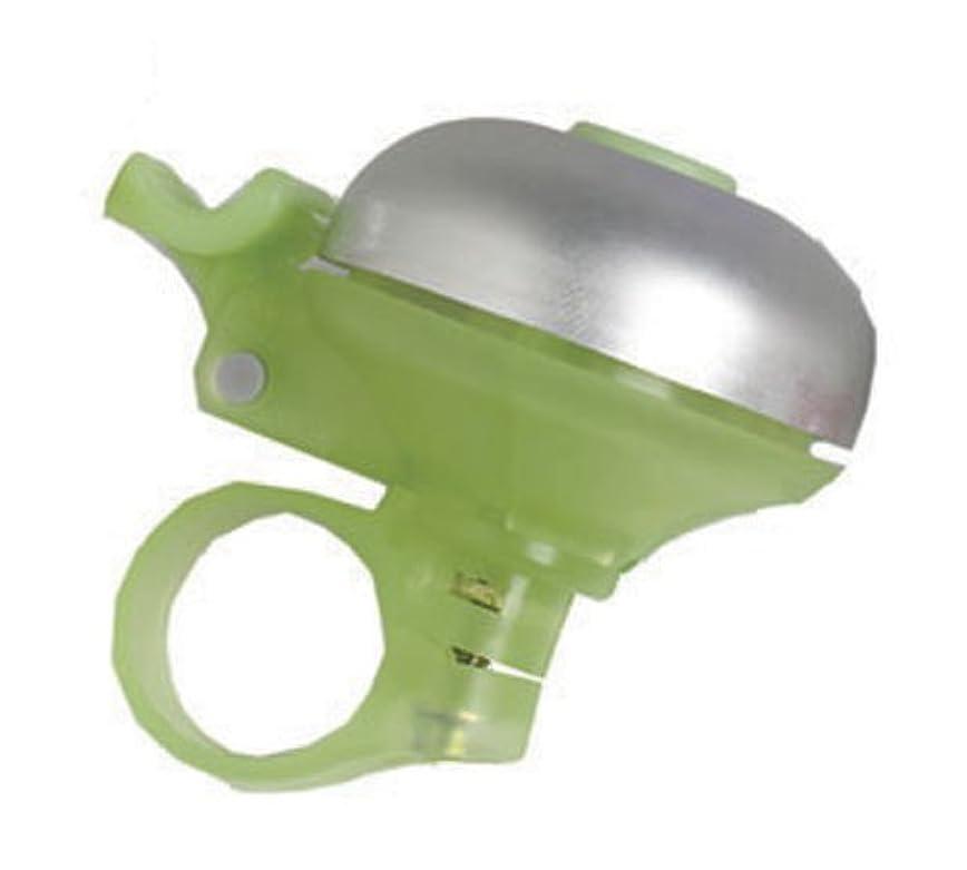 農業ペダル専ら(Green) - Mirrycle Incredibell Candibell Bicycle Bell