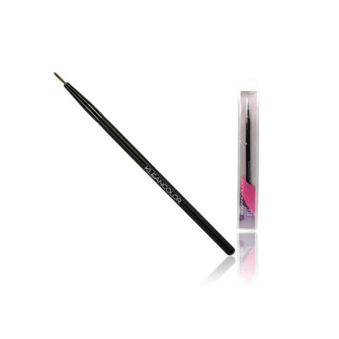 排泄物航海の転送(6 Pack) KLEANCOLOR Precise Eyeliner Brush (並行輸入品)
