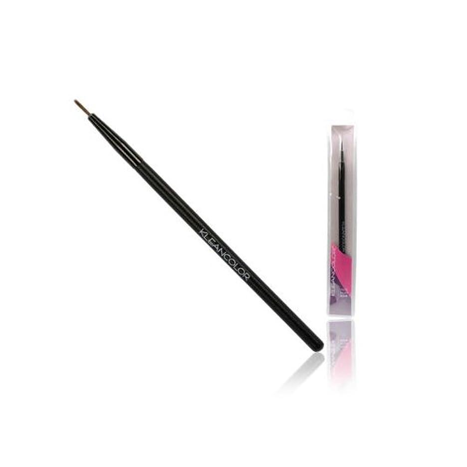 リズミカルな喜んで刺す(6 Pack) KLEANCOLOR Precise Eyeliner Brush (並行輸入品)