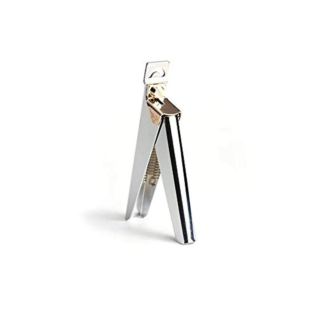 おんどり衝突するスカープ1ワードカットU字型せん断ステンレス爪切り男女兼用 爪切りマニキュアツール