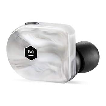 Master & Dynamic 完全ワイヤレスイヤホン MW07 高音質/AAC, Apt-X対応/Bluetooth対応/防滴 ホワイトマーブル 【国内正規品/保証2年】 MW07 White Marble