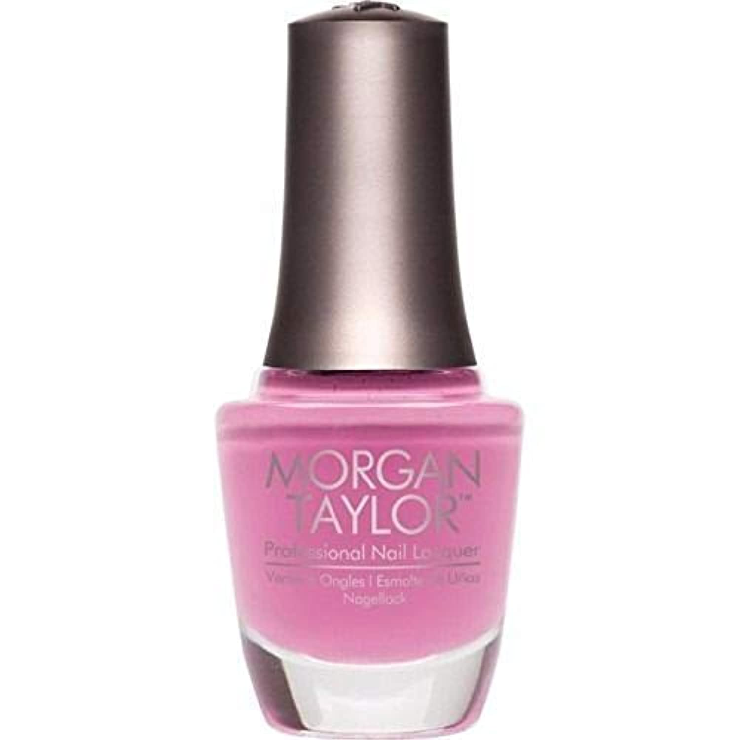 Morgan Taylor - Professional Nail Lacquer - Look at You, Pink-achu! - 15 mL / 0.5oz