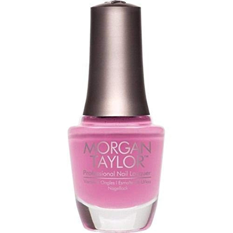 Morgan Taylor - Professional Nail Lacquer - Look at You, Pink-achu! - 15 mL / 0.5oz