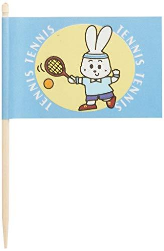 大黒工業 ランチ旗 テニス 200本入 QLV04