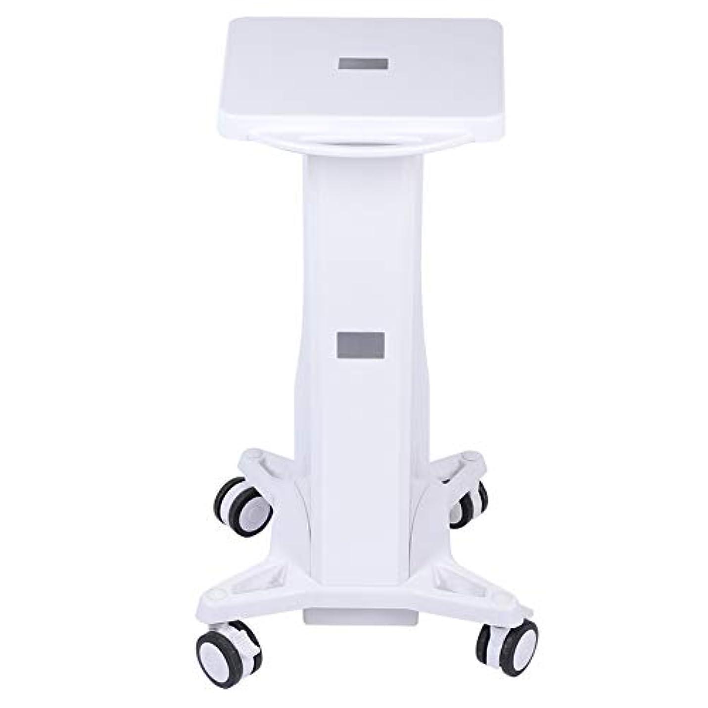 若さコンピューターバター大広間の器械の皿のトロリー、安定した台の圧延のカートの車輪の立場のトロリー貯蔵のカートの美容院の美機械ホールダー