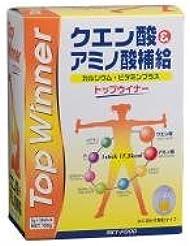 クエン酸&アミノ酸補給 トップウィナー 5g×30袋 0834372