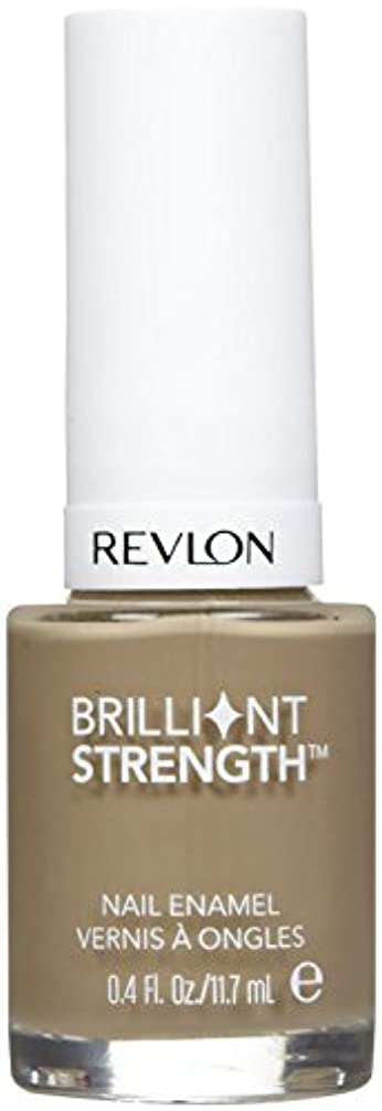 強制的似ている骨REVLON BRILLIANT STRENGTH NAIL ENAMEL #230 IMPRESS