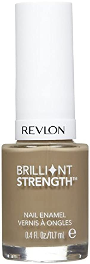 睡眠芸術的ありふれたREVLON BRILLIANT STRENGTH NAIL ENAMEL #230 IMPRESS