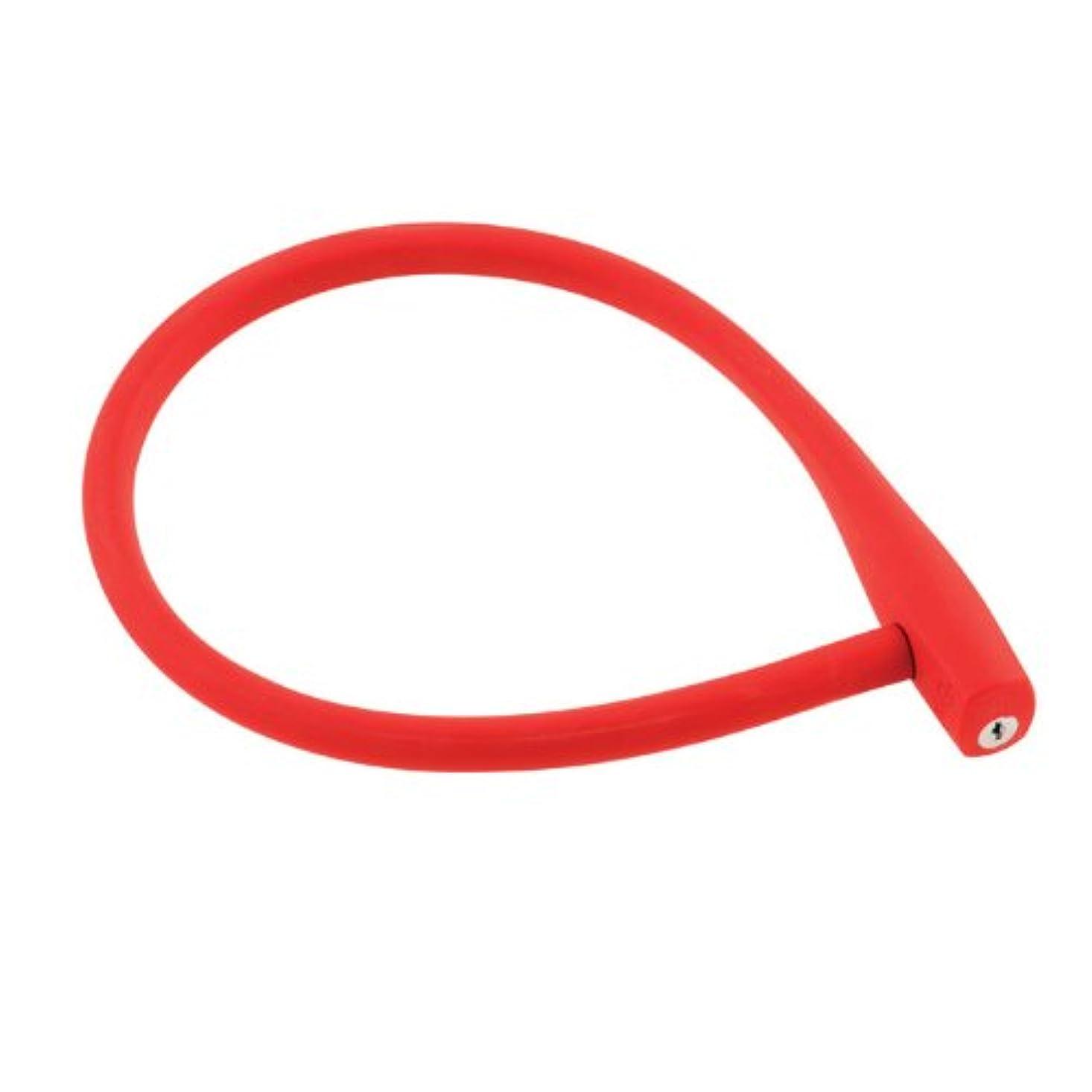 現れる実験室所有権KNOG(ノグ)KABANA CABLE LOCK RED 54-3606000006