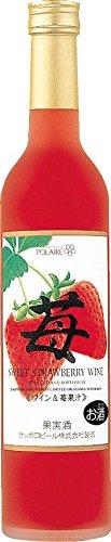 旬のワイン 苺のワイン 500ml