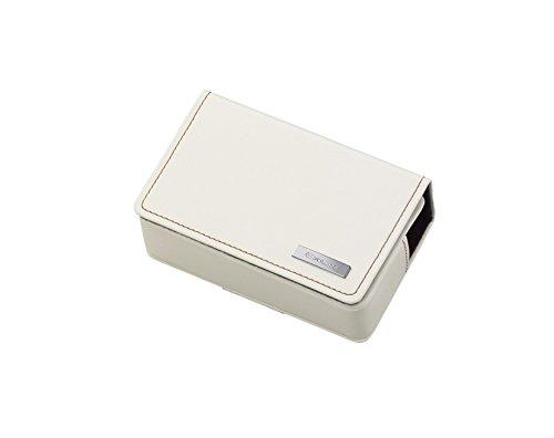 CASIO EXILIM ESC360WE EXZ50/EXZR500/EXZS180用 オリジナル純正ケース ホワイト ESC-360WE