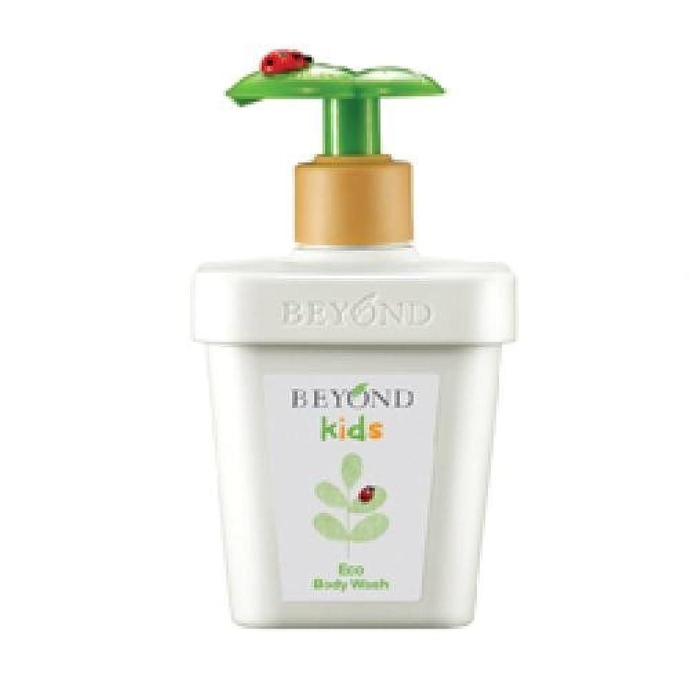 ファシズム引き受けるシャトルBEYOND Kids Eco Body Wash [Korean Import]