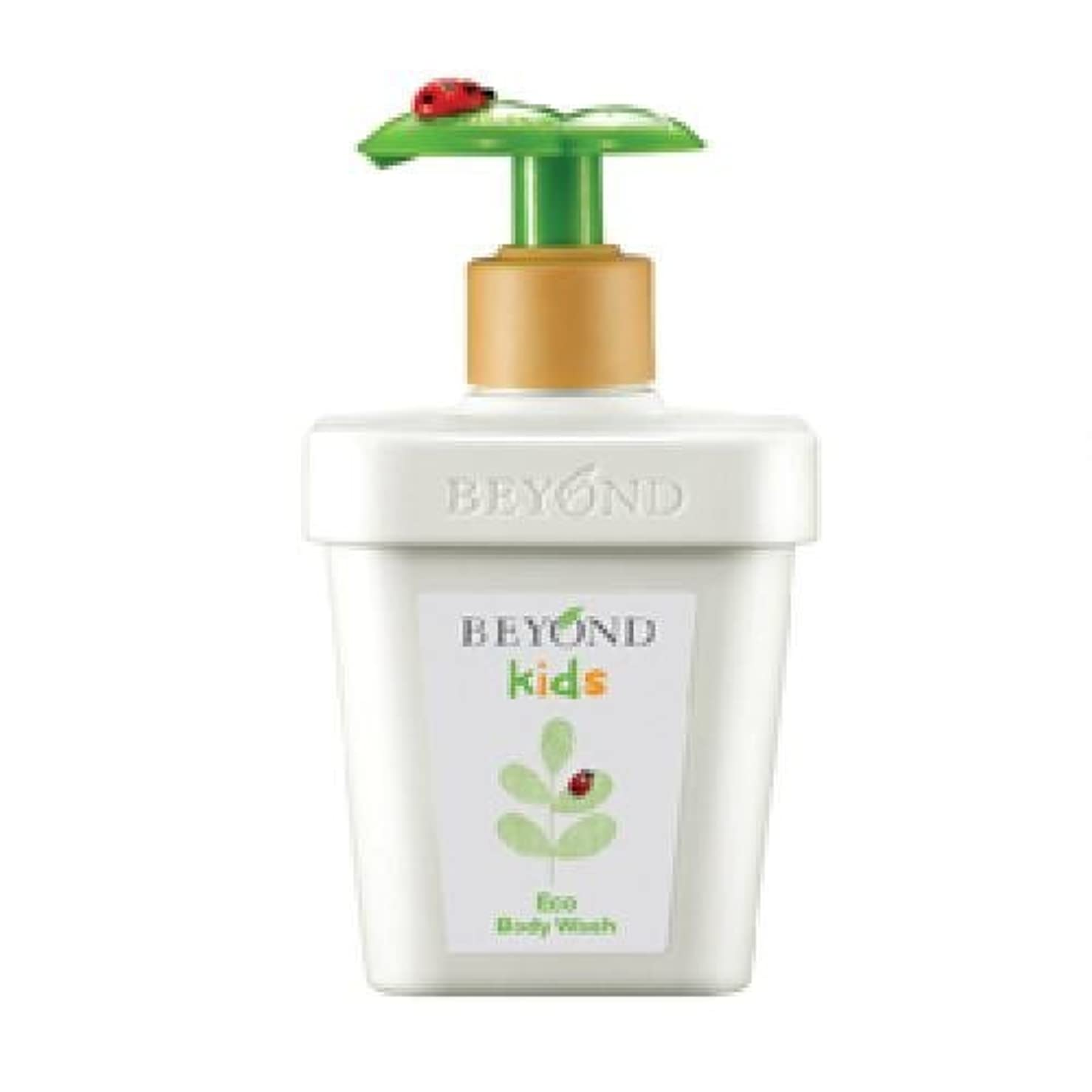 フレア白いファンシーBEYOND Kids Eco Body Wash [Korean Import]