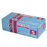 ショーワグローブ ニトリスト・タッチ S ブルー 100枚入×20点セット (4901792020909)