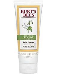 [Burt's Bees ] バーツビー敏感肌洗顔料の170グラム - Burt's Bees Sensitive Skin Facial Cleanser 170g [並行輸入品]