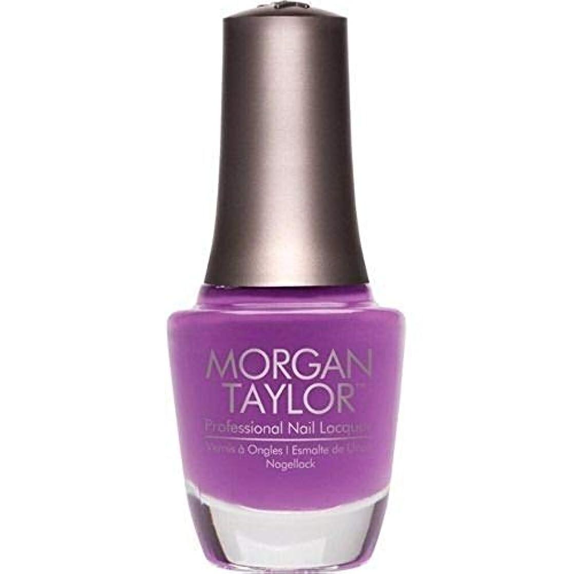 実行確認序文Morgan Taylor - Professional Nail Lacquer - Tokyo a Go Go - 15 mL / 0.5oz