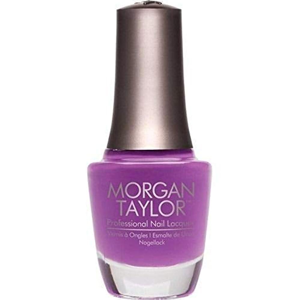 長くするチョップ狂人Morgan Taylor - Professional Nail Lacquer - Tokyo a Go Go - 15 mL / 0.5oz