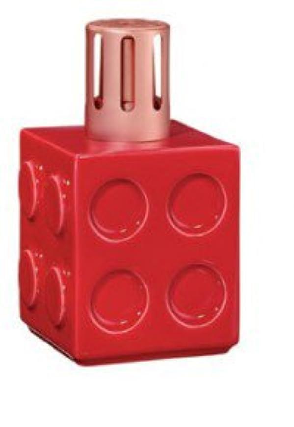 混雑アジア人安全なランプベルジェ?ランプ Play Berger Red