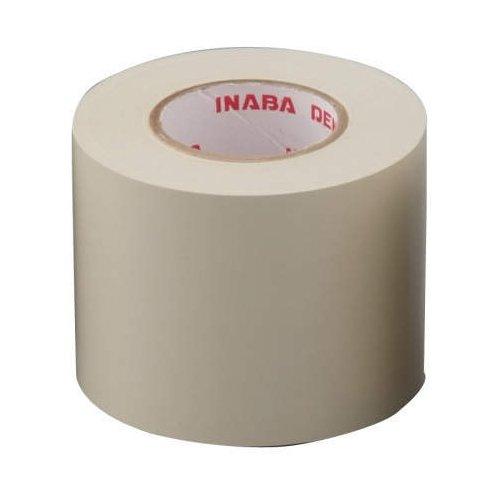 因幡電工 手から落ちてもほどけない新世代非粘着テープ ネオピタテープ 50mm×18m アイボリー HS-50-I