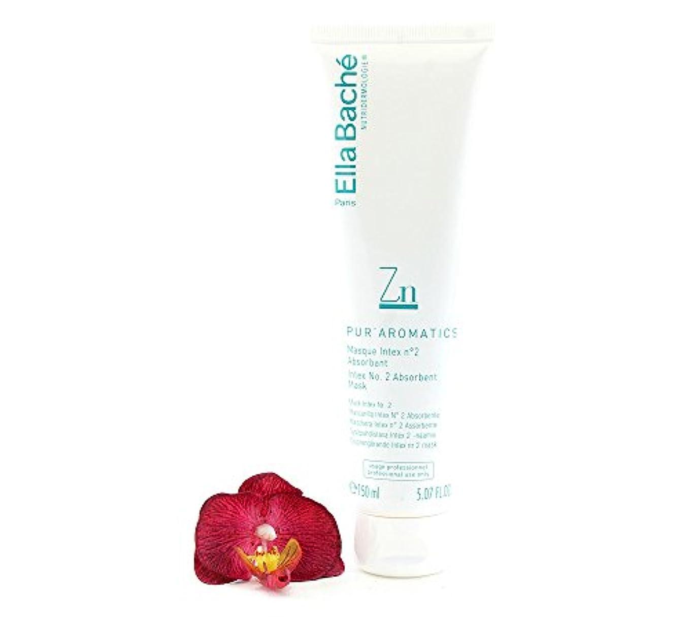 蓄積するアンプ超高層ビルエラバシェ Pur' Aromatics Intex No.2 Absorbent Mask - Professional Size 150ml/5.07oz並行輸入品